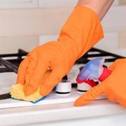 Desinfección en la cocina